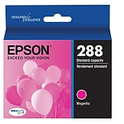 Epson T288 Magenta Standard Yield Ink Cartridge