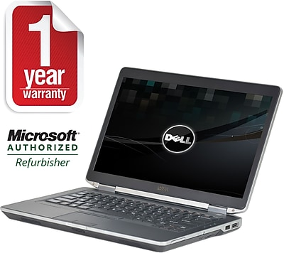 Dell 14'' Latitude E6430S Laptop Core i5 2.6Ghz 16GB RAM 256GB Hard Drive Win 10 Pro, Refurbished