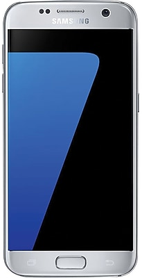 Samsung Galaxy S7 32GB Unlocked Phone Silver
