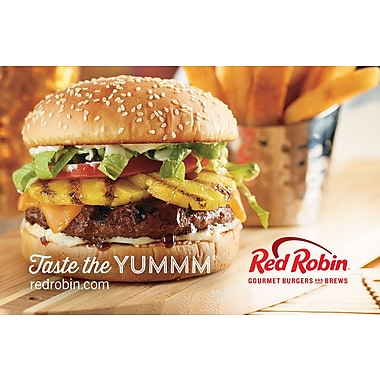 Red Robin Gift Cards