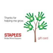 Staples Tree Gift Cards