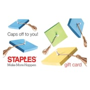 Staples Caps Gift Cards