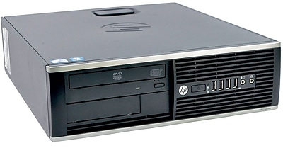 Refurbished HP Elite 8300 SFF Core i5 3.2Ghz 4GB RAM 500GB Hard Drive Win 10 Pro