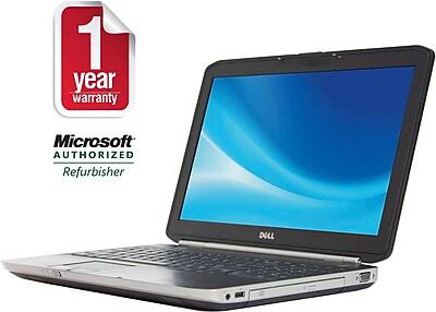 Refurbished 15.6'' Dell Latitude E5520 Core i5 2.3Ghz 8GB RAM 128GB Hard Drive Win 10 Pro