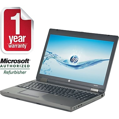 Refurbished 15 6'' HP ProBook 6570B Core i5 2 5Ghz 4GB RAM 320GB Hard Drive  Win 7 Pro