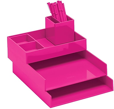 Poppin Pink Super Stacked 2121123