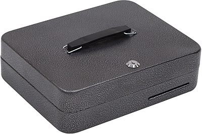 Hercules Cash Box, Keylock, Coin and Cash,