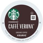 Keurig® K-Cup® Starbucks® Caffe Verona Coffee, Regular, 24/Pack