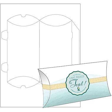 Blanks USA Pillow Box 6.25x3 14 pt