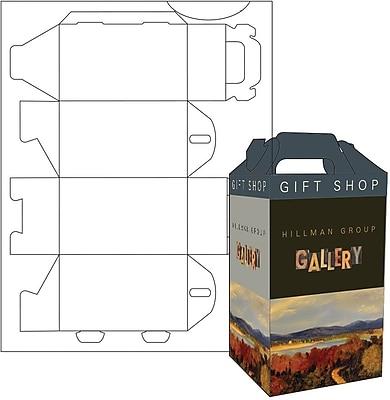 Blanks USA Tote Box 2.4x2.4x6.325 14 pt 2180777