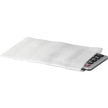 Partners Brand Flush Cut Foam Pouch, 3