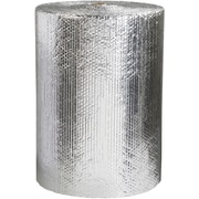 "Partners Brand Cool Shield Bubble Pallet Cover, 48"" x 40"" x 48"", Silver, 5/Case (INC4840)"