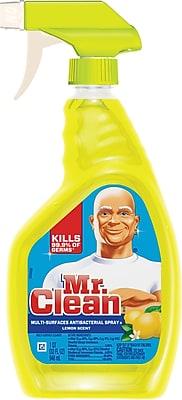 Mr. Clean® Multi-Surface Cleaner, Lemon Scent, 32 oz.