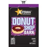 Alterra Donut Shop Dark Coffee Cartridge, 28 Oz., 100/Ct