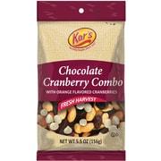 Kar's Fresh Harvest Chocolate Cranberry Combo 5.5 oz. 12 ct.