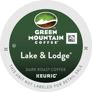 Keurig® K-Cup® Green Mountain® Lake & Lodge Coffee, Regular, 96/Carton (6523)
