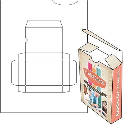 Blanks USA Playing Card Box 2.5x.68x3.5 14 pt