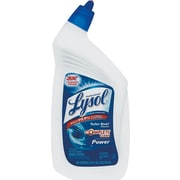 Professional Lysol® Disinfectant Toilet Bowl Cleaner, Wintergreen, 32 oz. Bottle