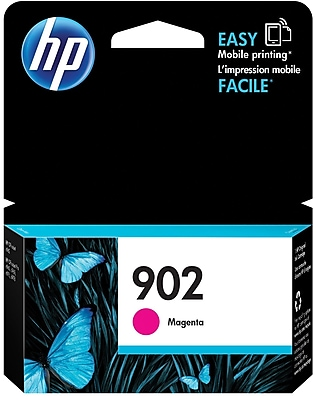 HP 902 Magenta Ink Cartridge (T6L90AN#140)
