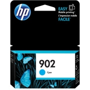 HP 902 Cyan Ink Cartridge (T6L86AN#140)