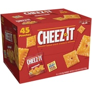 Cheez-It Original Crackers, 1.5 oz. bags, 45/Box