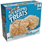 Rice Krispies Treats Original Bars, 54 Bars/Box