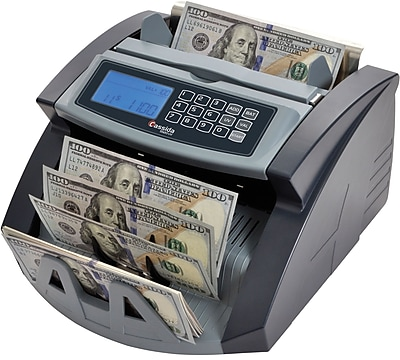 Cassida® 5520 UV Currency Counter w/ValuCount™