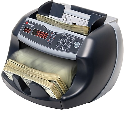 Cassida® 6600 UV/MG Currency Counter w/ValuCount™