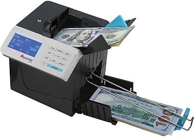 Cassida Cube® Automatic Mixed Bill Counter and Sorter