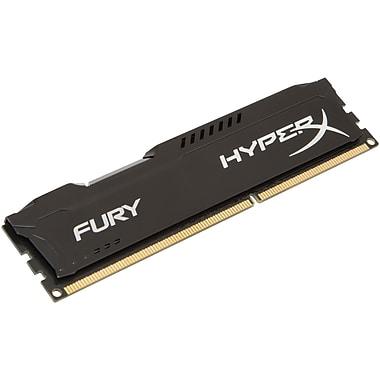 HyperX FURY Memory Black - 8GB Module - DDR3 1866MHz CL10 DIMM