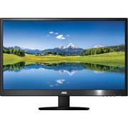 AOC e2470swd 24-Inch Class LED Monitor, 1920x1080, 250cd/m2, 5ms, 20M:1 DCR, VGA/DVI, Wall Mountable