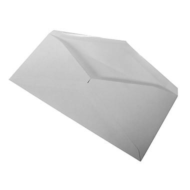 Staples Premium Diagonal-Seam Gummed #10 Envelopes, White, 500/Box