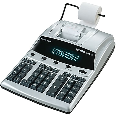 Victor® 1240-3A Desktop Printing Calculator