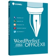 WordPerfect Office X8 Home & Student for Windows (1-3 Users) [Boxed]
