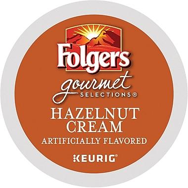 Keurig® K-Cup® Folgers Gourmet Selections® Hazelnut Cream Coffee, 24 Count
