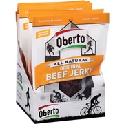 Oberto Natural Style Beef Jerky 1.5 Oz, 8/Ct