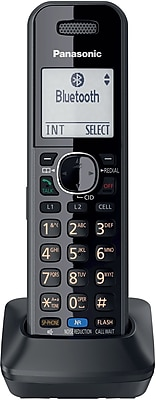 Panasonic KX-TGA950B DECT 6.0 Additional Cordless Handset for KX-TG9541 Series