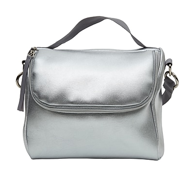Cynthia Rowley, Silver Lunch Bag (29925-US)