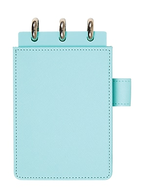 Office by Martha Stewart™ Discbound™ Memo Pad, Blue (29574)