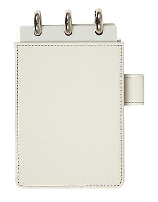 Office by Martha Stewart™ Discbound™ Memo Pad, White (29573)
