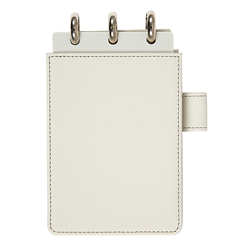 Amazing Office By Martha Stewart Discbound Memo Pad White 29573 Home Interior And Landscaping Pimpapssignezvosmurscom