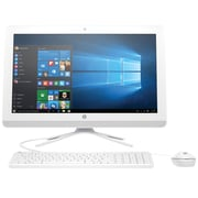 Refurbished HP 22-b016 All-in-One Desktop PC (Intel Pentium Processor, 4GB RAM Memory, 1TB Hard Drive)