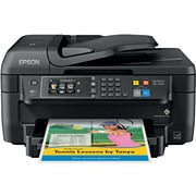 Epson® WorkForce® WF-2760 Wireless Multifunction Color Inkjet Printer