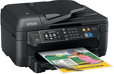 epson workforce wf 2760 inkjet all in one staples rh staples com Epson Printer Service Manuals epson printer user manual wf 3540