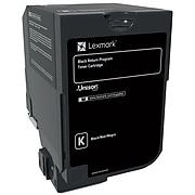 Lexmark 74 Black Standard Yield Toner Cartridge