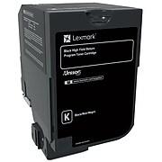 Lexmark 74 Black High Yield Toner Cartridge
