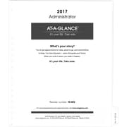 "AT-A-GLANCE® Monthly Planner Refill, 2017, 9"" x 11"" (70-923-77)"