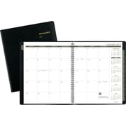 "AT-A-GLANCE® Monthly Planner, 2017, 9"" x 11"", Recycled (70-260G-05-17)"