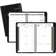 "AT-A-GLANCE® Weekly/Monthly Appointment Book/Planner, 2017, 4 7/8"" x 8"", Recycled (70-100G-05-17)"