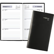 "DayMinder® Weekly Pocket Planner, 2017, 3 5/8"" x 6 1/16"" (SK48-00-17)"